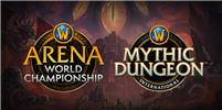 Activision Blizzard Announces Changes to Mythic Dungeon and Arena World Championships