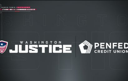 Washington Justice Partners With PenFed Credit Union Inaugural Homestand Weekend