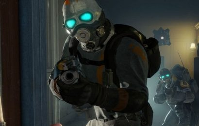 Half-Life Alyx: Steam preload time, download size and release date updates