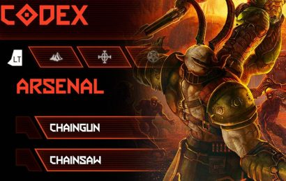 DOOM Eternal Codex Pages: Complete guide to all Codex page locations
