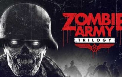 Zombie Army Trilogy arrives on Nintendo Switch later this month