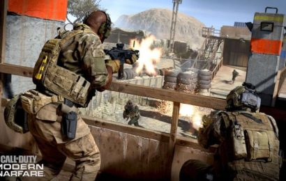 Call of Duty Modern Warfare UPDATE: PS4 and Xbox One patch notes for COD download