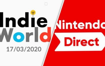 Nintendo Indie World announcement raises hopes for March 2020 Nintendo Direct