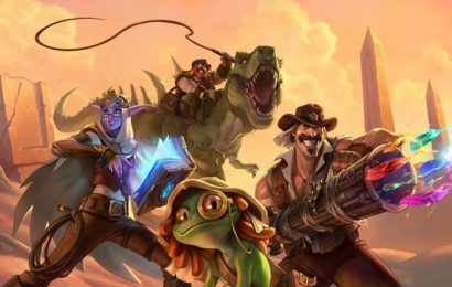 Hearthstone expansion news: New Class and card announcements coming March 17