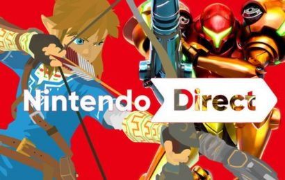 Nintendo Direct March 2020 with Zelda Breath of the Wild 2 'coming this week'