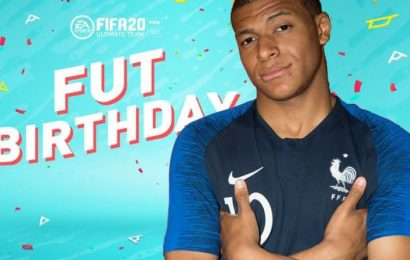 FIFA 20 FUT Birthday COUNTDOWN: Release date, start time, new Ultimate Team cards