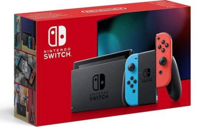 Nintendo Switch stock checker: Switch stock available at Smyths Toys