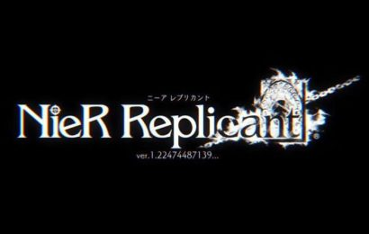 Square Enix news: Nier Replicant Remaster gets surprise PS4, Xbox One reveal