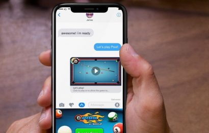 iMessage has secret games you can play with friends during Coronavirus lockdown