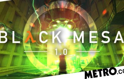 Black Mesa 1.0 review – the definitive Half-Life experience