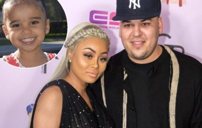 Rob Kardashian Defends Himself From Chyna's Accusations That He is Not a Good Parent