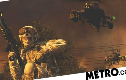Call Of Duty: Modern Warfare 2 remaster out this week claim rumours