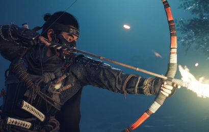 Ghost of Tsushima comes to PS4 in June