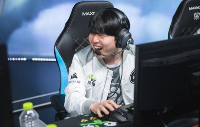 Rookie enters the 2,000 kill club in victory over Vici Gaming