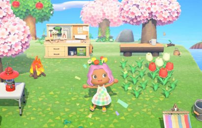 Animal Crossing: New Horizons' Smartphone App, NookLink, Is Live