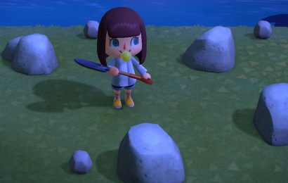 How To Get A Shovel In Animal Crossing: New Horizons