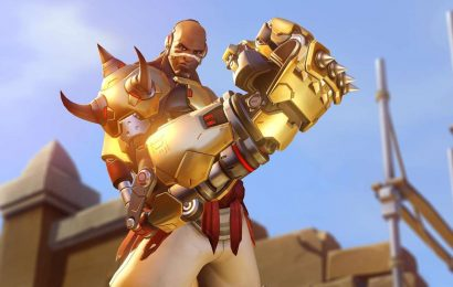 Overwatch Gets Limited Doomfist Legendary Skin To Celebrate League WInner