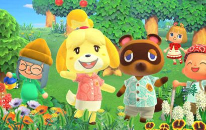 Animal Crossing: New Horizons Update Is Live