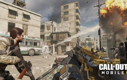Call Of Duty Mobile Update Has A New Map–Here's The Full Patch Notes