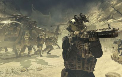 Call Of Duty: Modern Warfare 2 Remaster Launches Tomorrow According To PSN Leak