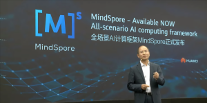 Huawei open-sources MindSpore, a framework for AI app development