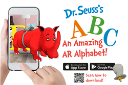 Dr. Seuss's ABC – An Amazing AR Alphabet! Out Now on Apple Store and Google Play