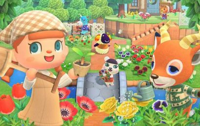 Animal Crossing: New Horizons Download Size Is Surprisingly Tiny