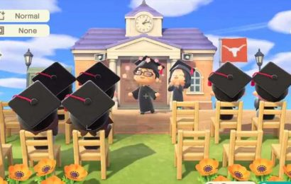 Students Use Animal Crossing: New Horizons To Host Postponed Graduation