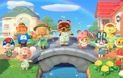 Animal Crossing: New Horizons Player Discovers UFO In The Night Sky