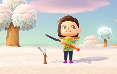 Twitter User Discovers How To Never Break A Tool In Animal Crossing: New Horizons