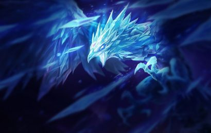 Upcoming changes to Anivia in League of Legends patch 10.6