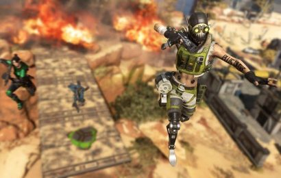 How to wall jump in Season 4 of Apex Legends