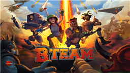 Twisted Pixel Games' B-Team Hits Oculus Quest This Month