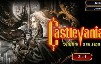 The Best Castlevania Of All Time Is Now On Mobile