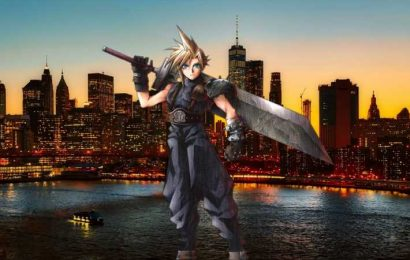 Cloud Strife In New York? The Changing Faces Of Final Fantasy VII