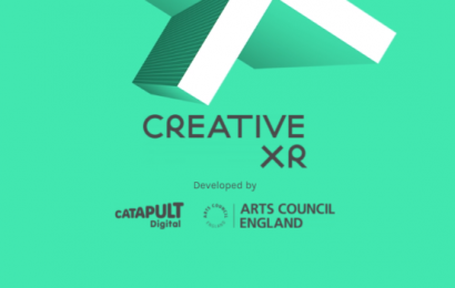 CreativeXR Opens Applications for Third Accelerator Programme
