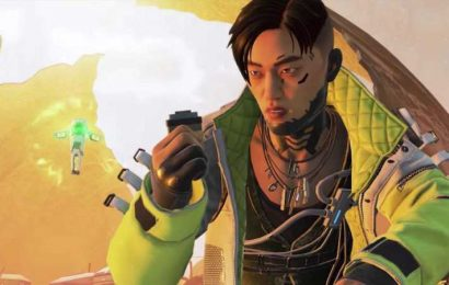 Possible New Heirloom Revealed in Apex Legends Leak
