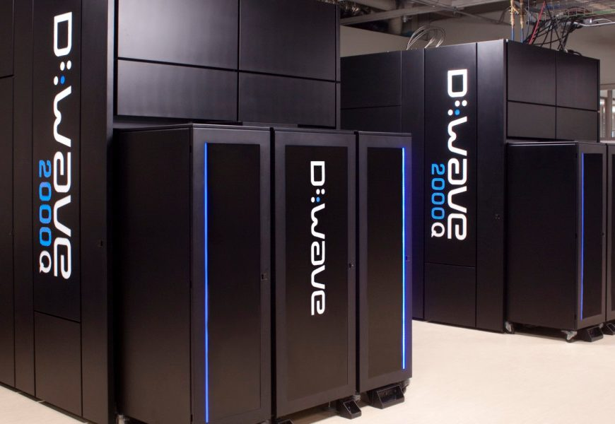 D-Wave makes its quantum computers free to anyone working on the coronavirus crisis
