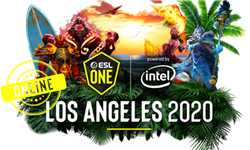 ESL One Los Angeles Online's schedule is confirmed