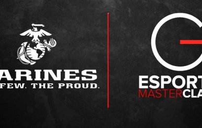 U.S. Marine Corps partners with Geekletes to promote esports education