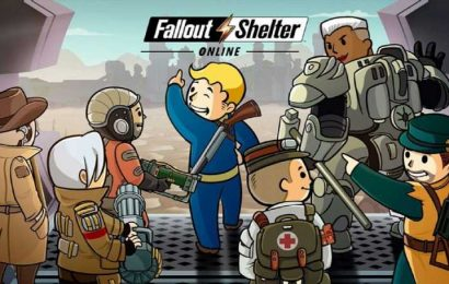 Fallout Gets Another Mobile Game In The Form Of Fallout Shelter Online