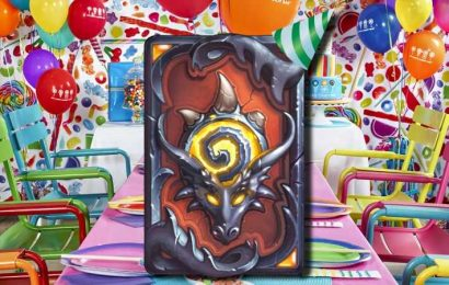 Hearthstone Celebrates Its Sixth Birthday With Limited-Time Anniversary Event