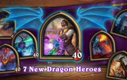 Hearthstone 16.4 Patch: Everything You Need To Know About Dragon Minions & The New Battlegrounds Heroes