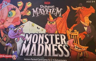 Dungeon Mayhem: Monster Madness Review: Character Over Complexity