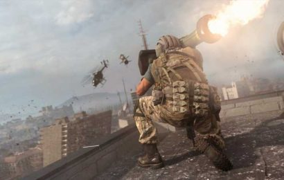 Call Of Duty: Warzone Player Wipes Out Entire Team In One Shot