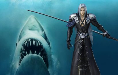 Sephiroth From Final Fantasy VII Was Inspired By The Movie Jaws