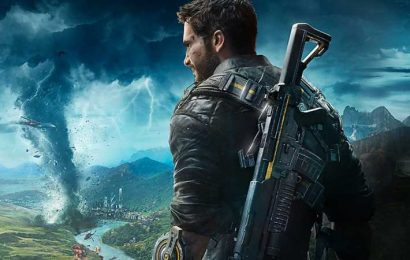 Redditor Gets Hit By Plane After Carpet-Bombing Bridge In Squirrel Suit In Just Cause 4