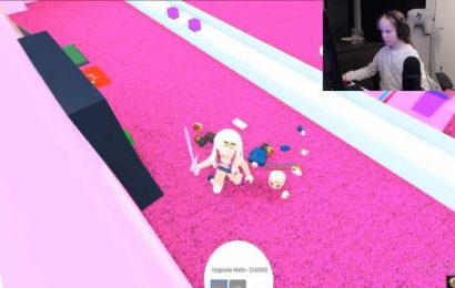 Knut's Daughter Shows Esports Promise In Roblox Fight
