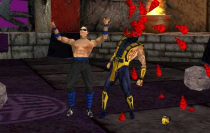 GOG Reminds Us That Mortal Kombat 4 Was A Thing…Sadly