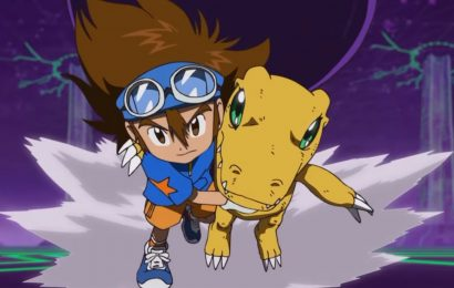 New Digimon Reboot Trailer Shows Tai And The Gang Back In Action